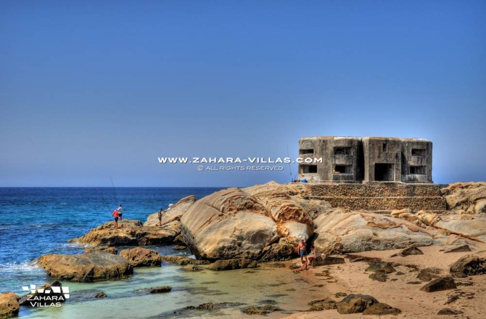 Bau-Grundstück im Paradis Atlanterra - Zahara de los Atunes zu verkaufen - Za...