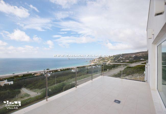 Amaranta - Terraza con vistas