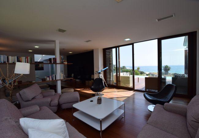 Atlántico IV - Sala de estar