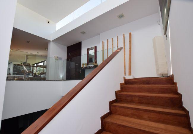 Atlántico IV - Escaleras