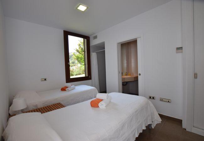 Atlántico IV - Dormitorio con baño en Suite