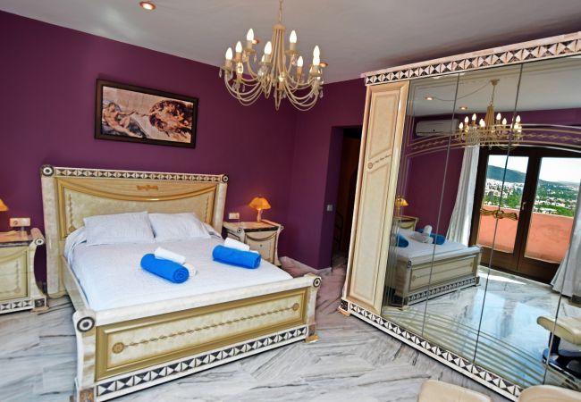 La Higuera - Dormitorio suite principal