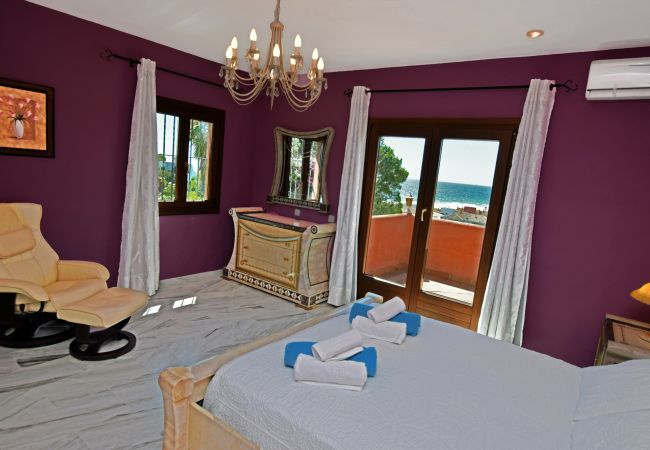 La Higuera - Dormitorio suite
