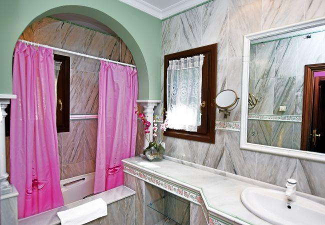La Higuera - Baño en suite Dormitorio principal