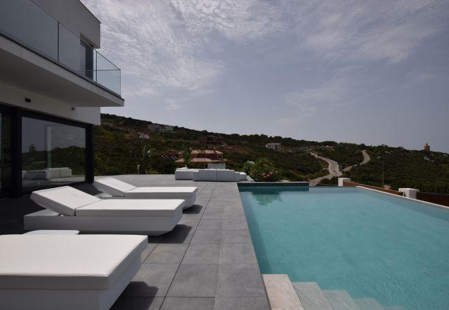 Essencia - Zona piscina