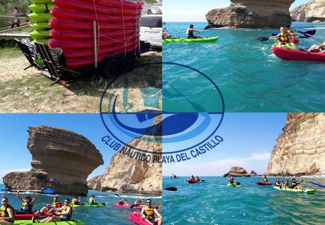 El Peñón - Ocio ir en Kayak
