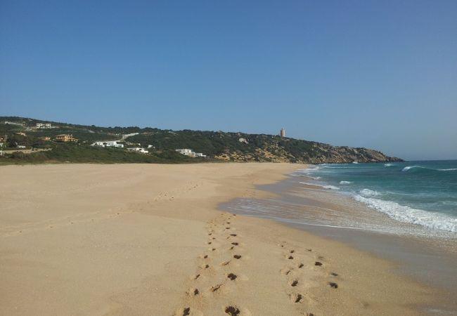 Atlántico IV - Playa Faro Camarinal