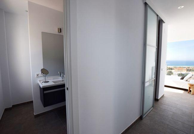 El Mirador de la Plata - Acceso Dormitorio Principal
