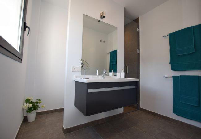 El Mirador de la Plata - Baño Dormitorio Principal