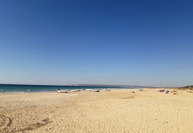 La Higuera - playa zahara
