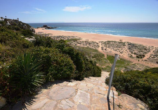 La Higuera - Acceso Playa