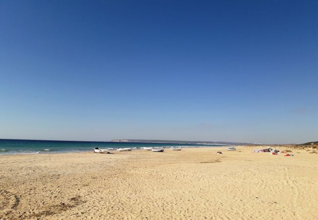 Aires de Zahara - playa zahara