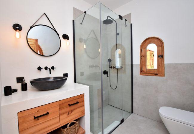 El Peñón - Baño en suite Dormitorio 4