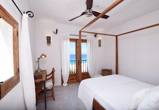 El Peñón - Dormitorio 1 torre con vistas al mar