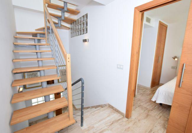 Aires de Zahara - Escaleras