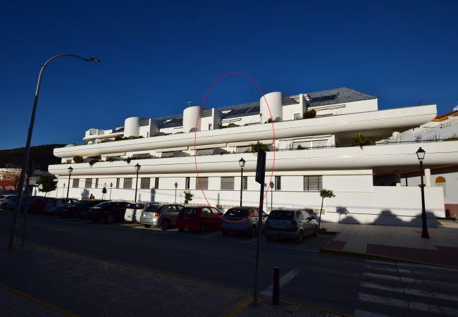 Aires de Zahara - Fachada Edificio