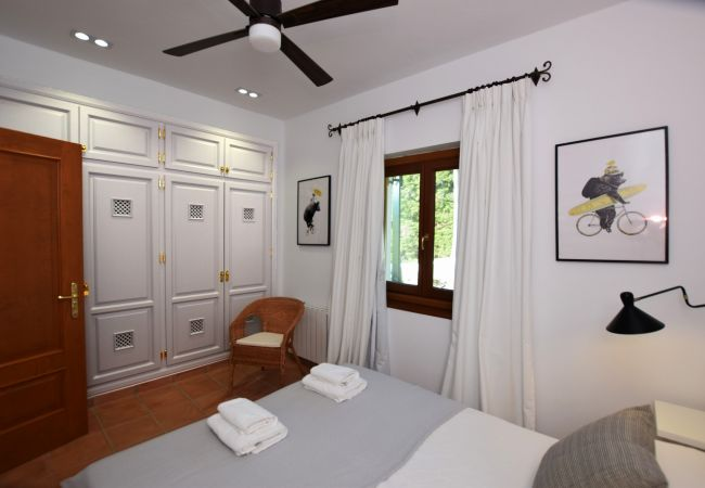 Apolonia - Dormitorio 1 - Apartamento