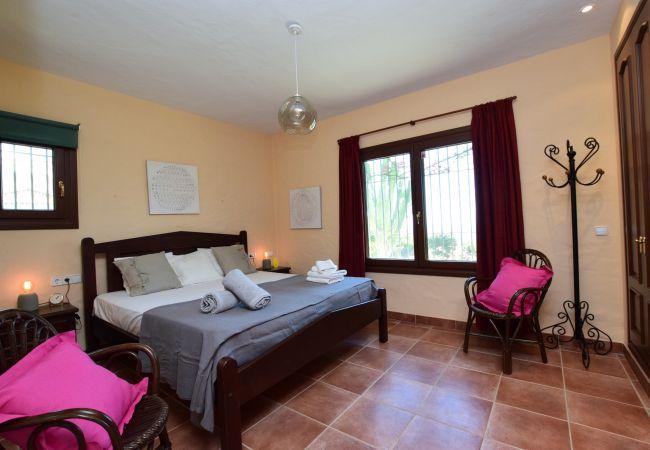 Casa Anselmo - Dormitorio principal