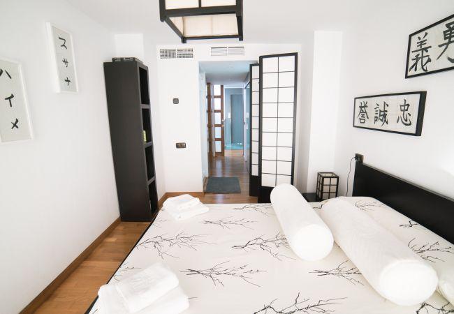 Sansoucci - Dormitorio 3