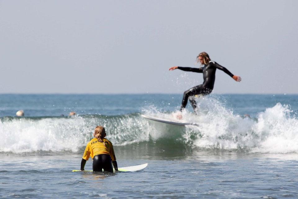 Imagen de Surf en Zahara